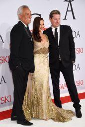 Ashley Judd – 2015 CFDA Fashion Awards in New York City