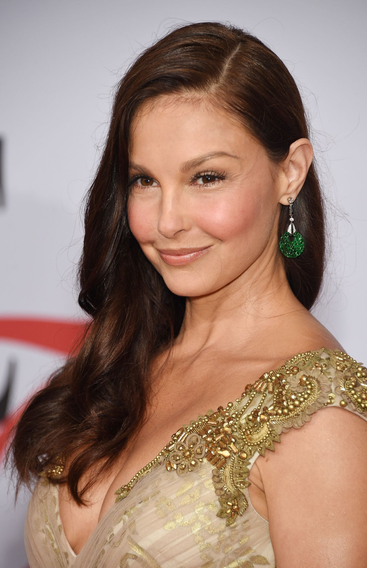 Ashley Judd 2015 Cfda Fashion Awards In New York City