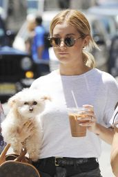 Ashley Tisdale in Soho, New York, June 2015