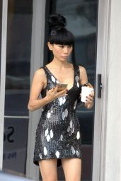 Bai Ling - Out in LA, June 2015