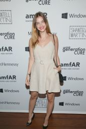 Barbara Palvin – 2015 Solstice Presented By amfAR's generationCURE in NYC