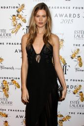 Behati Prinsloo - 2015 Fragrance Foundation Awards in NYC