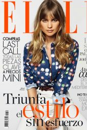 Behati Prinsloo - Elle Magazine (Spain) July 2015 Issue
