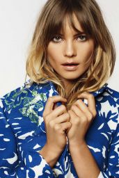 Behati Prinsloo - Elle Magazine (Spain) July 2015 Issue