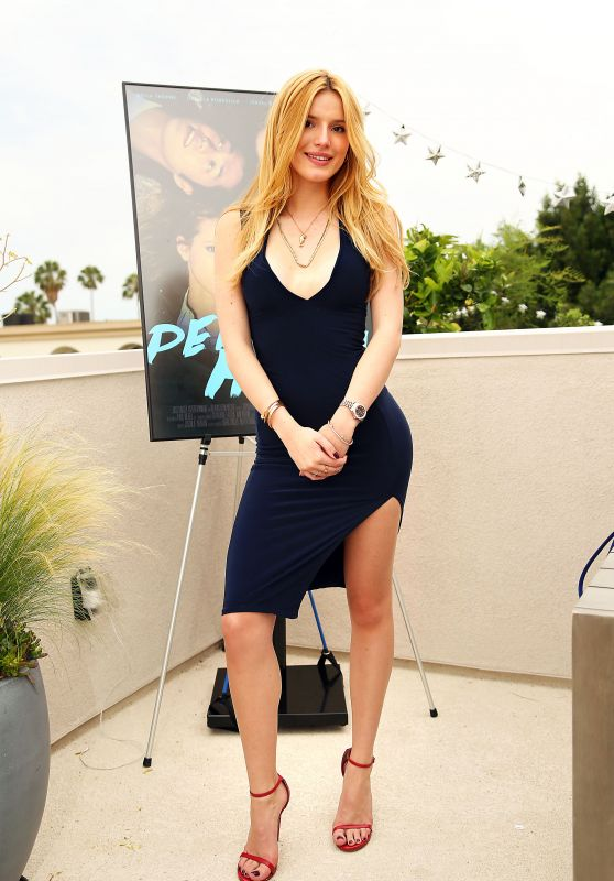 Bella Thorne – 'Perfect High' Premiere and Periscope Party in Los Angeles