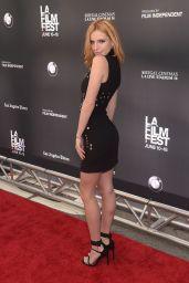 Bella Thorne - Scream Premiere At Los Angeles Film Festival
