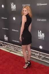 Bella Thorne - Scream Premiere At Los Angeles Film Festival