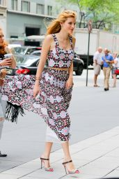 Bella Thorne Summer Style - NYC, June 2015
