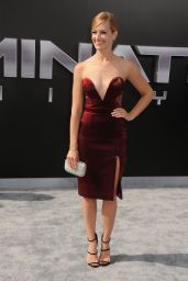 Beth Behrs - Terminator: Genisys Premiere in Hollywood