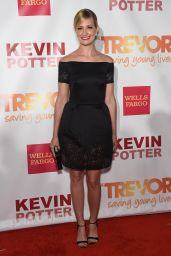 Beth Behrs - TrevorLIVE Event in New York City