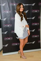 Binky Felstead - Announced as the Face Of Easilocks, at the Sanderson Hotel in London