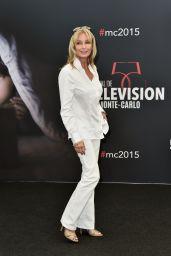 Bo Derek - 2015 Monte Carlo TV Festival