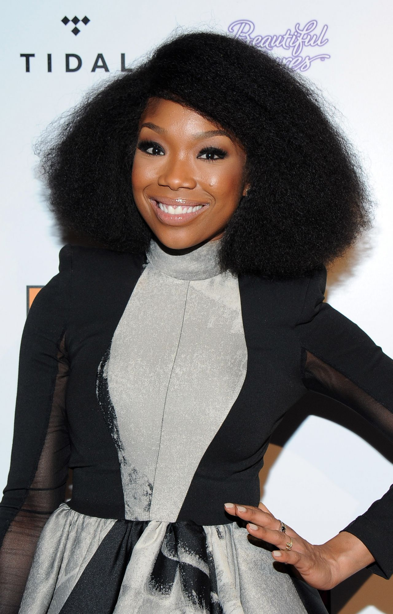 Brandy Norwood 2015 Bet Awards After Party In Los Angeles