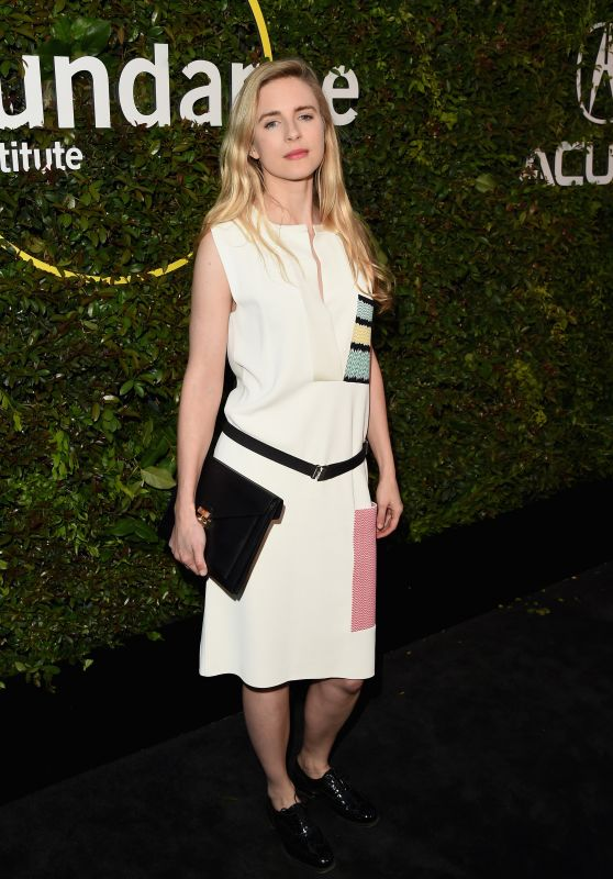Brit Marling - 2015 Sundance Institute Celebration Benefit in Culver City