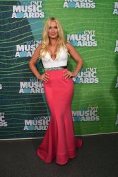 Brooke Hogan - CMT Music Awards at the Bridgestone Arena in Nashville