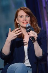 Bryce Dallas Howard - AOL BUILD Speaker Series: Bryce Dallas Howard Discusses Her New Film