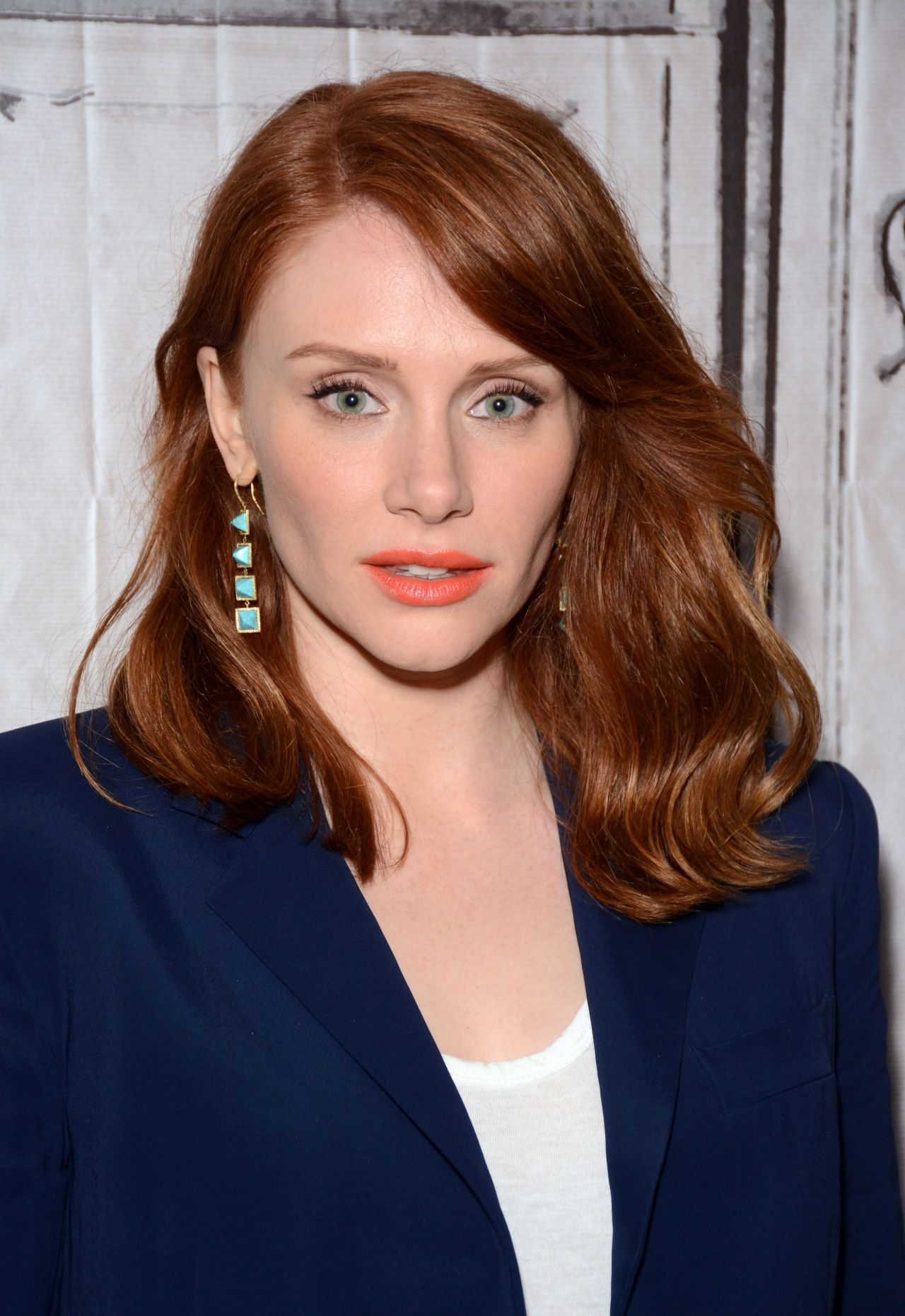 Bryce Dallas Howard Aol Build Speaker Series Bryce