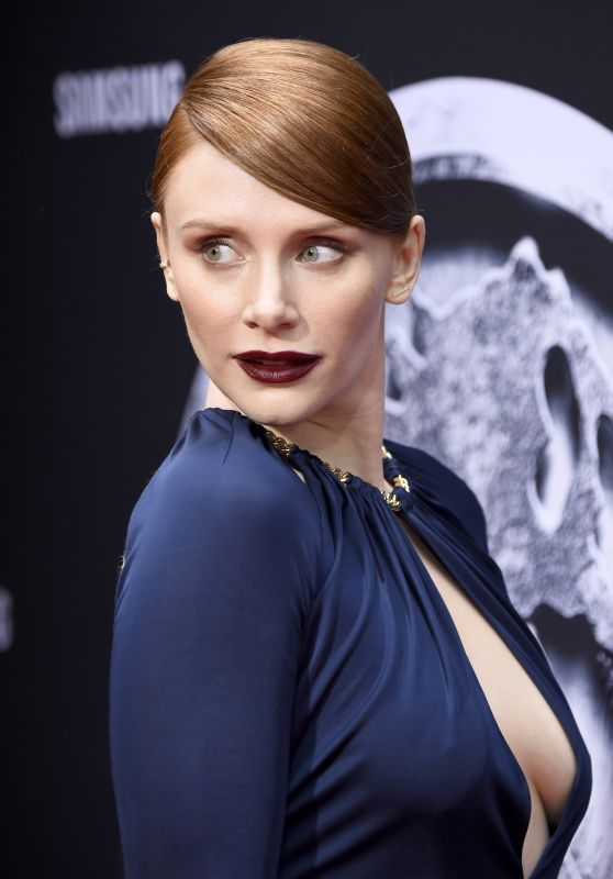 Bryce Dallas Howard – Jurassic World Premiere in Hollywood Tobey Maguire Movies 2017
