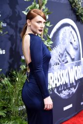 Bryce Dallas Howard – Jurassic World Premiere in Hollywood