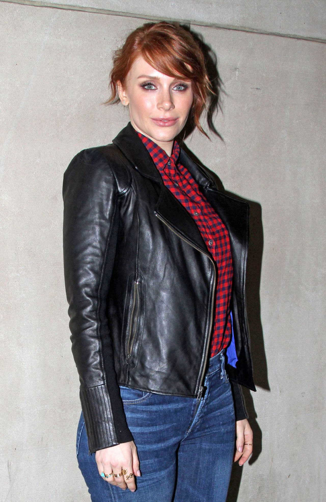 Bryce Dallas Howard Outside Today Show June 2015