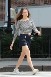 Cara Delevingne - Photoshoot in New York City, June 2015