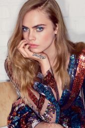 Cara Delevingne - Vogue Magazine US July 2015
