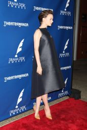 Carey Mulligan - 2015 Drama Desk Awards in New York City