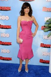 Carla Gugino - The Brink Premiere in Hollywood