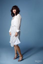 Carla Gugino - Yahoo Style Photoshoot, June 2015