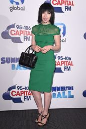Carly Rae Jepsen - Capital FM Summertime Ball in London, June 2015