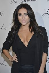 Cassie Scerbo - Grand Opening Of Le Jardin in Hollywood, June 2015