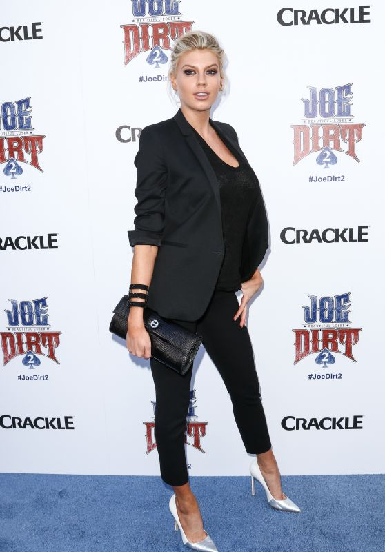 Charlotte McKinney - Joe Dirt 2: Beautiful Loser Premiere in Culver City