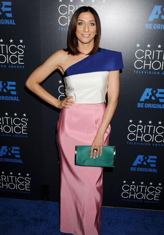 Chelsea Peretti – 2015 Critics Choice Television Awards in Beverly Hills