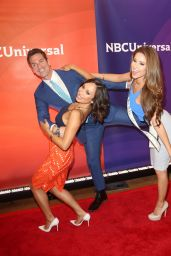 Cheryl Burke – NBC's 2015 New York Summer Press Day