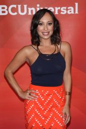Cheryl Burke – NBC's 2015 New York Summer Press Day