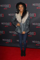 China Anne McClain -