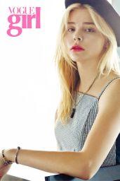 Chloe Moretz - Vogue Girl Magazine July 2015 Issue