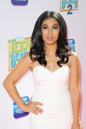 Chrissie Fit – Teen Beach 2 Premiere in Burbank