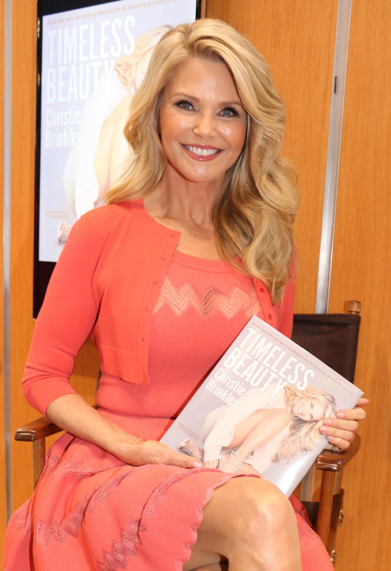 Christie Brinkley Bookexpo America In Nyc May 2015