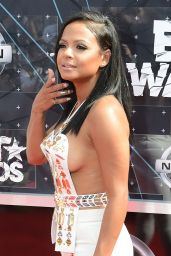 Christina Milian - 2015 BET Awards in Los Angeles