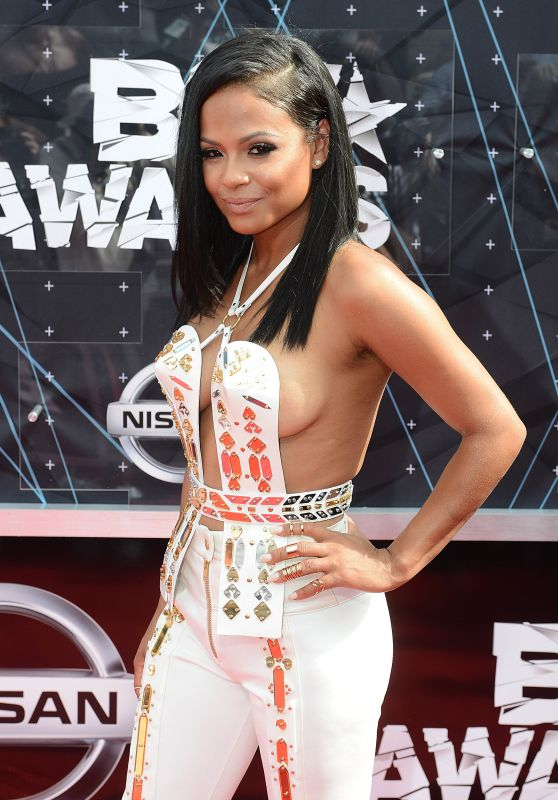 Christina Milian – 2015 BET Awards in Los Angeles