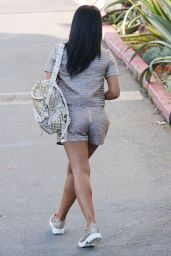 Christina Milian - Out in Hollywood, June 2015