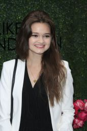 Ciara Bravo - 2015 LadyLike Foundation Women of Excellence Scholarship Luncheon in LA