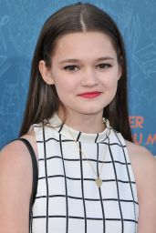 Ciara Bravo - Me & Earl & the Dying Girl Premiere in Los Angeles