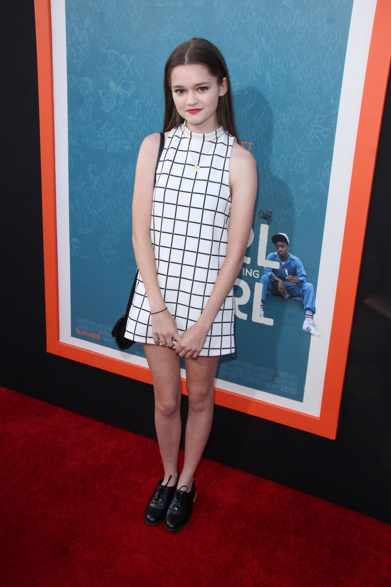 Ciara Bravo Me Amp Earl Amp The Dying Girl Premiere In Los