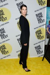 Cobie Smulders - Unexpected Premiere in New York City