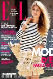 Constance Jablonski - Elle Magazine (France) June 2015 Issue