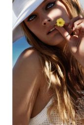 Constance Jablonski - Elle Magazine (France) June 2015 Issue