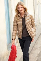 Constance Jablonski - Peter Hahn Fall Winter Collection 2015