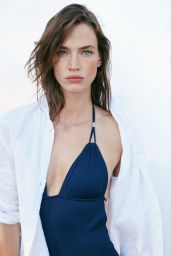 Crista Cober Photoshoot - Gant Spring Summer 2015 Campaign